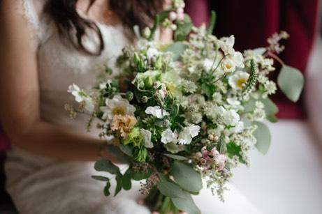 bloemen-bos